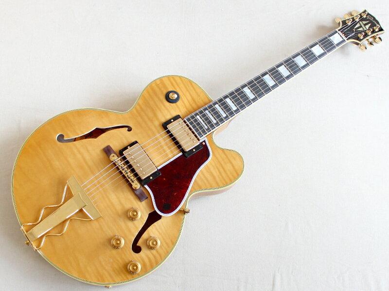 Gibson Memphis ES-275 (Figured Dark Vintage Natural)【ギブソンUSA フルアコ KH7755 】【決算プライスダウン! 】