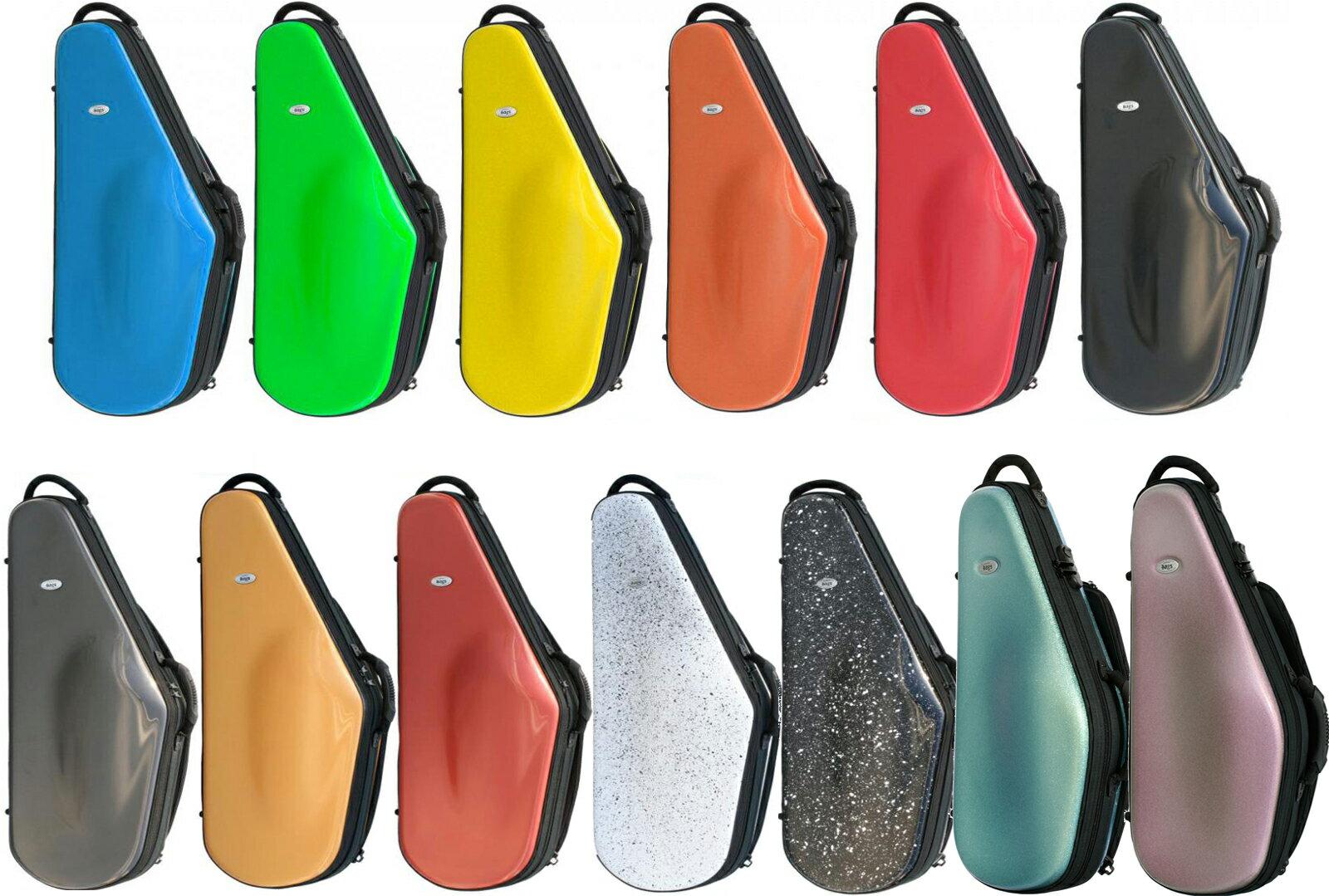 bags ( バッグス ) この価格在庫限り! スペイン製 アルトサックスケース ハードケース EFAS リュックタイプ 管楽器 ケース エボリューション アルトサクソフォン 各 カラー 送料無料