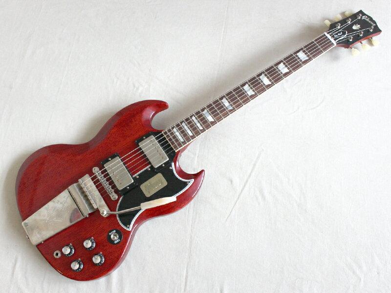 Gibson Custom Shop SG Standard Reissue V.O.S. w/Maestro (FC)【 SG マエストロ】 【ウィンターセール! 】