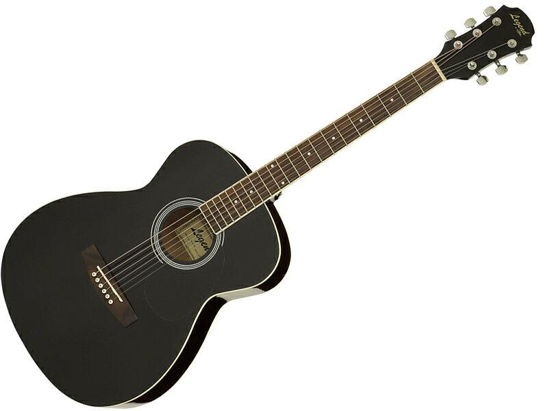 Legend ( レジェンド ) FG-15 (BK) 【アコースティックギター 入門 アコギ 】【歳末特価! 】 フォークギター