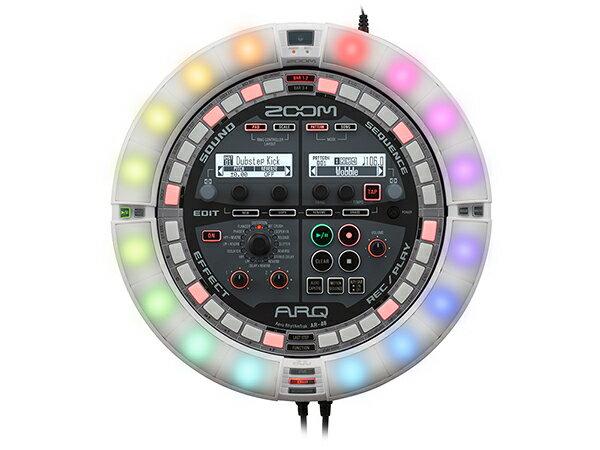 ZOOM ( ズーム ) AR-48 ◆ Aero RhythmTrak【ARQ】 ◆【送料無料】【デジタルパーカッション】【シーケンサー】【DTM】