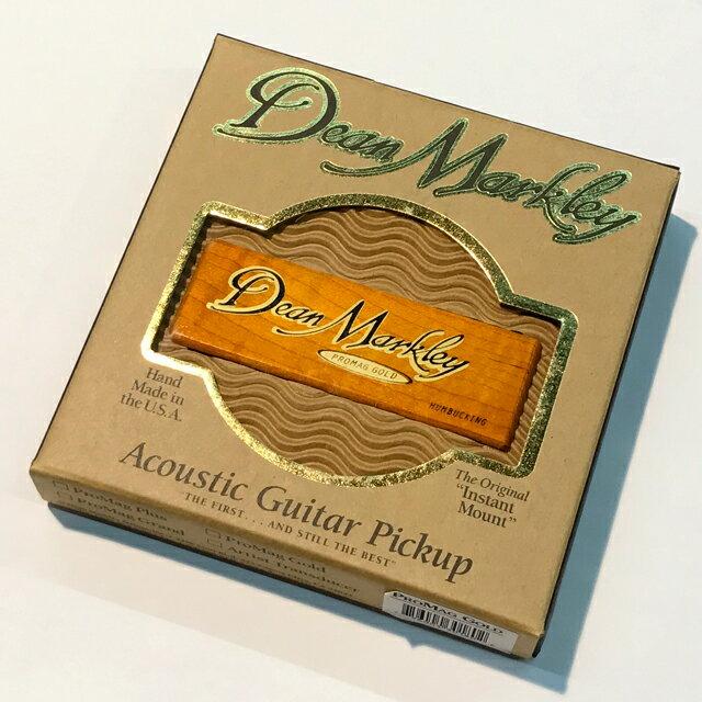 Dean Markley ( ディーンマークレイ ) Pro Mag Gold 【 アコースティックギター ピックアップ アウトレット 特価品 WO】【決算特価! 】