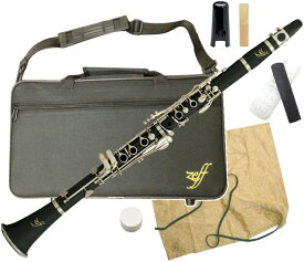 ZEFF ( ゼフ ) ZCL-30 クラリネット 新品 技術者調整品 樹脂製 B♭ 本体 初心者 管楽器 プラスチック製 管体 clarinet セット C 北海道 沖縄 離島不可