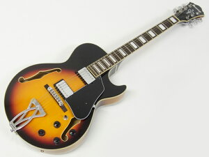Ibanez ( アイバニーズ ) AG75 BS 【 フルアコ エレキギター 特価 】【春特価! 】