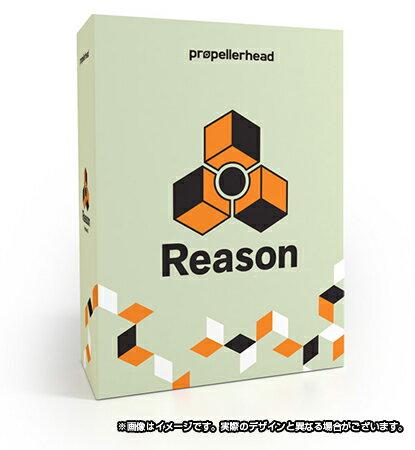 Propellerhead ( プロペラヘッド ) Reason 10 通常版【PH REASON 10 RTLPK JP】 ◆【送料無料】【DAW】【DTM】