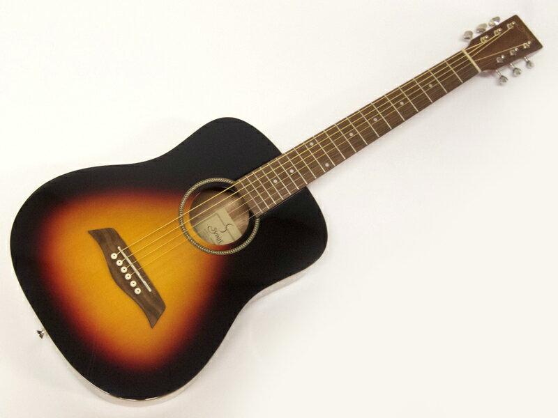 S.Yairi ( エスヤイリ ) YM-02(VSG)【限定モデル コンパクト アコースティックギター ミニアコギ 】