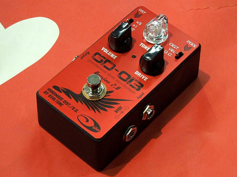 Ovaltone GD-013 Version 2.0【オーバードライブ WO 】