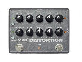 MXR ( エムエックスアール ) M-151R【限定特価】【ダブルショット・ディストーション M151R 】【夏特価! 】 [ 送料無料 ]