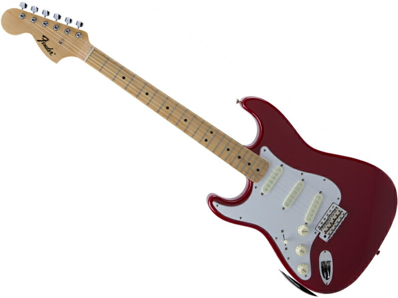 Fender ( フェンダー ) Made in Japan Traditional 68 Stratocaster Left-Hand(Torino Red )【国産 左用ストラトキャスター 】【5358600358】【C3670 フェンダーセット プレゼント 】 フェンダー・ジャパン