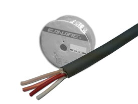 CANARE ( カナレ ) 4S6/25M/黒 ◆ スピーカーケーブル 外径Φ6.4mm ケーブル色/黒 25メートル