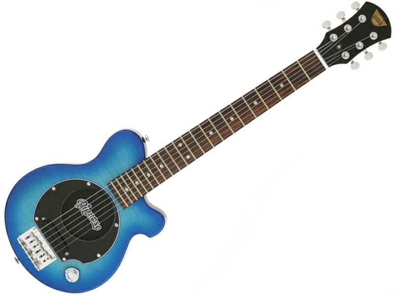 Pignose ( ピグノーズ ) PGG-200FM SBL【アンプ内蔵 エレキギター ミニギター 】