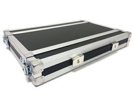 PULSE ( パルス ) H1U D220mm ◆ 国産 19インチ エンビ ラックケース EIA 1U RACKCASE ラックエフェクター・アウトボード・パワーアンプ等 収納