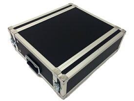 PULSE ( パルス ) H3U D360mm ◆ 国産 19インチ エンビ ラックケース EIA 3U RACKCASE ラックエフェクター・アウトボード・パワーアンプ等 収納