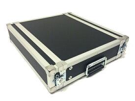 PULSE ( パルス ) H2U D360mm ◆ 国産 19インチ エンビ ラックケース EIA 2U RACKCASE ラックエフェクター・アウトボード・パワーアンプ等 収納