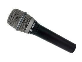 Electro-Voice ( EV エレクトロボイス ) RE410 ◆ コンデンサーマイク [ RE series (vocal) ][ 送料無料 ]