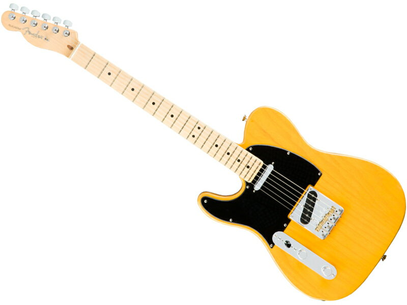 Fender ( フェンダー ) American Professional Telecaster Ash Left-Hand(Butterscotch Blonde/M)【USAレフトハンド テレキャスター 左用】【113072750】 アメリカン・プロフェッショナル