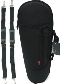 J Michael ( Jマイケル ) TRB-301 トランペットケース リュックタイプ 軽量 ソフトケース ブラック 管楽器 カバー B♭ Trumpet case bag 楽器 ケース 黒色 TRB301