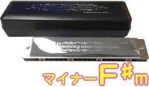 SUZUKI ( スズキ ) SU-21W F♯m 複音ハーモニカ 短調 21穴 高級ハミング 日本製 トレモロ ハーモニカ 楽器 Tremolo Harmonica F♯ マイナー