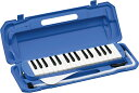 KC ( キョーリツコーポレーション ) P3001-32K BL ブルー 32鍵 鍵盤ハーモニカ アルト メロディー ピアノ Melody Pian…