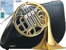 YAMAHA ( ヤマハ ) YHR-567 フレンチホルン F/B♭ フルダブルホルン 新品 4ロータリーバルブ ホルン 一体式 本体 マウスピース HR-32C4 初心者 日本製 管楽器 送料無料