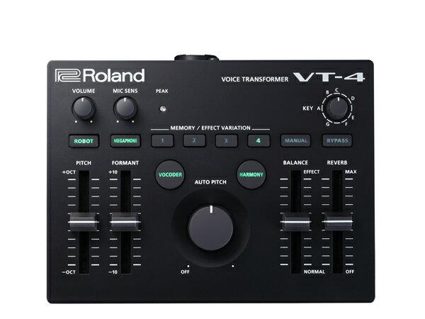 Roland ( ローランド ) VT-4 ◆ AIRA【取り寄せ商品/受注後納期確認】
