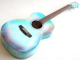 K.Yairi ( ケーヤイリ ) YFP-02 Aurora Blue 【アコースティックギター 】