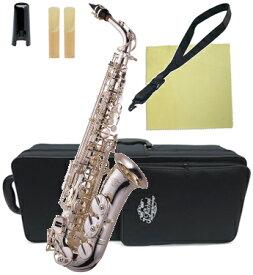 アルトサックス 銀メッキ 新品 アウトレット 管楽器 シルバー カラー 初心者 おすすめ 楽器 silver alto saxophone 900S 北海道 沖縄 離島 同梱不可