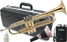 J Michael ( Jマイケル ) TR-200 トランペット ヤマハサイレントブラス SB7XP 管楽器 初心者 B♭ trumpet 本体 練習用 ミュート TR200 セット G 北海道 沖縄 離島不可