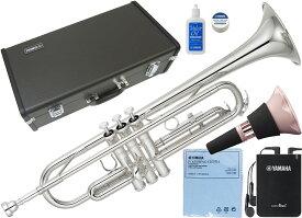 YAMAHA ( ヤマハ ) YTR-2330S トランペット 正規品 銀メッキ シルバー 管楽器 B♭Trumpet YTR-2330S-01 セット G 北海道 沖縄 離島不可