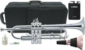 J Michael ( Jマイケル ) TR-430S トランペット サイレントブラス SB7XP ピンク セット管楽器 銀メッキ B♭ Trumpet 北海道 沖縄 離島不可