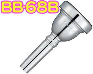 YAMAHA ( ヤマハ ) BB-68B チューバマウスピース スタンダードシリーズ 金属製 銀メッキ SP 管楽器 チューバ用 マウスピース BB68B Tuba Mouthpiece 68B