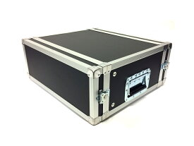 PULSE ( パルス ) H4U D360mm ◆ 国産 19インチ エンビ ラックケース EIA 4U RACKCASE ラックエフェクター・アウトボード・パワーアンプ等 収納