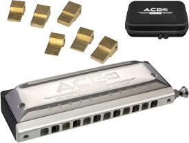 HOHNER ( ホーナー ) ACE 48 クロマチックハーモニカ アウトレット 7548/48 12穴 ブロック調整 スライド式 ハーモニカ 3オクターブ C調 樹脂ボディ エース48 リード 楽器 送料無料