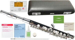 YAMAHA ( ヤマハ ) YPC-32 ピッコロ 樹脂製 正規品 管楽器 Eメカニズム 主管 樹脂 頭部管 リッププレート型 金属製 piccolo セット B 北海道 沖縄 離島不可