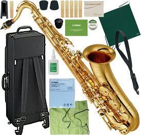YAMAHA ( ヤマハ ) YTS-480 テナーサックス 新品 管楽器 管体 ネック B♭ 本体 初心者 サックス tenor saxophone gold テナーサクソフォン【 YTS480 セット A】 送料無料