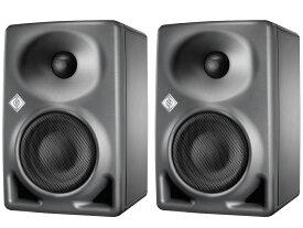 NEUMANN ( ノイマン ) KH80 DSP A G [ ペア販売 ]◆ モニタースピーカー ( パワード ) グレー【[ KH 80 DSP A G ]】 [ 送料無料 ]