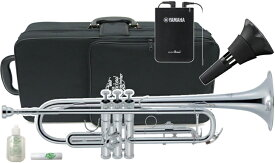 J Michael ( Jマイケル ) TR-430S トランペット サイレントブラス SB7X セット管楽器 銀メッキ B♭ Trumpet 北海道 沖縄 離島不可