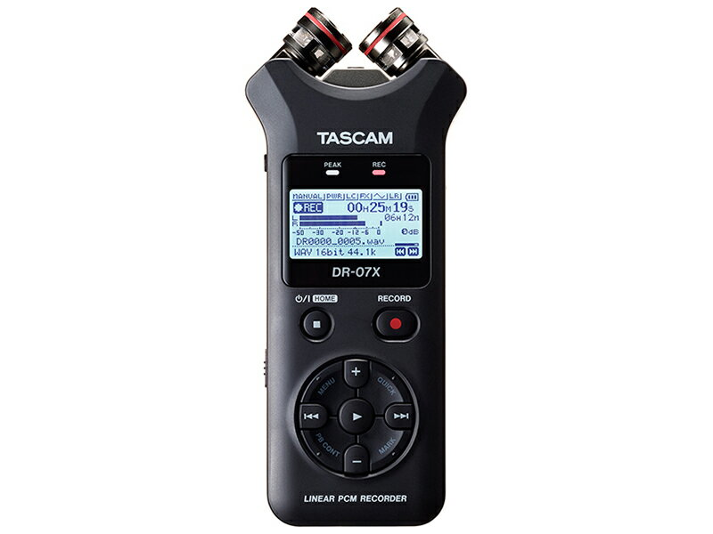 TASCAM ( タスカム ) DR-07X