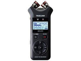 TASCAM ( タスカム ) DR-07X【納期未定 取り寄せ商品/納期数ヶ月以上】