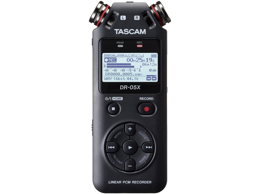 TASCAM ( タスカム ) DR-05X