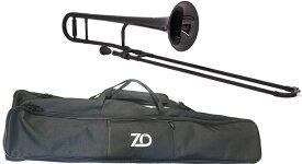 ZO ( ゼットオー ) トロンボーン TTB-05 ブラック 新品 アウトレット プラスチック 細管 テナートロンボーン 管楽器 tenor trombone black 北海道 沖縄 離島不可