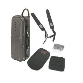 GL CASES ( GLケース ) GLK-トランペット トランペットケース グレー リュックタイプ トランペット用 ハードケース TSA trumpet case 沖縄 離島 代引き 同梱不可