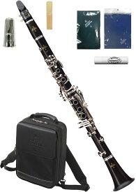 Buffet Crampon ( クランポン ) E12 France B♭ クラリネット BC2512F-2-0J 標準パッケージ バックパック リュックケース 木製 Bフラ soprano clarinet E12-F 送料無料