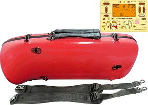 CCシャイニーケース II CC2-ATP-RD エアロ トランペット ケース レッド ハードケース リュック trumpet red 赤色 TM-60-SPN セットJ 北海道 沖縄 離島不可