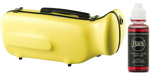 CCシャイニーケース II CC2-TP-PY トランペットケース パステル イエロー ハードケース トランペット用 リュック 楽器 シングル ケース 黄色 セット G