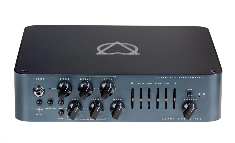 Darkglass Electronics ALPHA・OMEGA 900【900W ベースアンプヘッド WO】