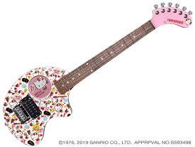 FERNANDES ( フェルナンデス ) ZO-3 HK 2019【 ハローキティ ぞうさん アンプ内臓 ミニギター】 エレキギター