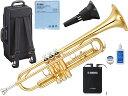YAMAHA ( ヤマハ ) YTR-3335 トランペット リバースタイプ ゴールド 新品 管楽器 B♭ Trumpets リバース管 サイレント…