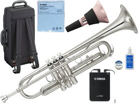 YAMAHA ( ヤマハ ) YTR-3335S トランペット 正規品 銀メッキ リバース シルバー B♭ 管楽器 YTR-3335S-01 Trumpet セット G 北海道 沖縄 離島 不可