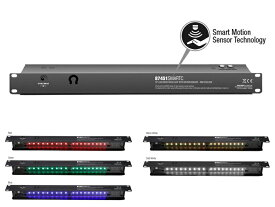 adam hall ( アダムホール ) 87451SMART C ◆ モーションセンサーラックライト EIA19インチラック用 1U LEDライト ACアダプター付属 [送料無料]
